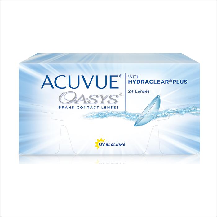 Acuvue Oasys 24 Pack