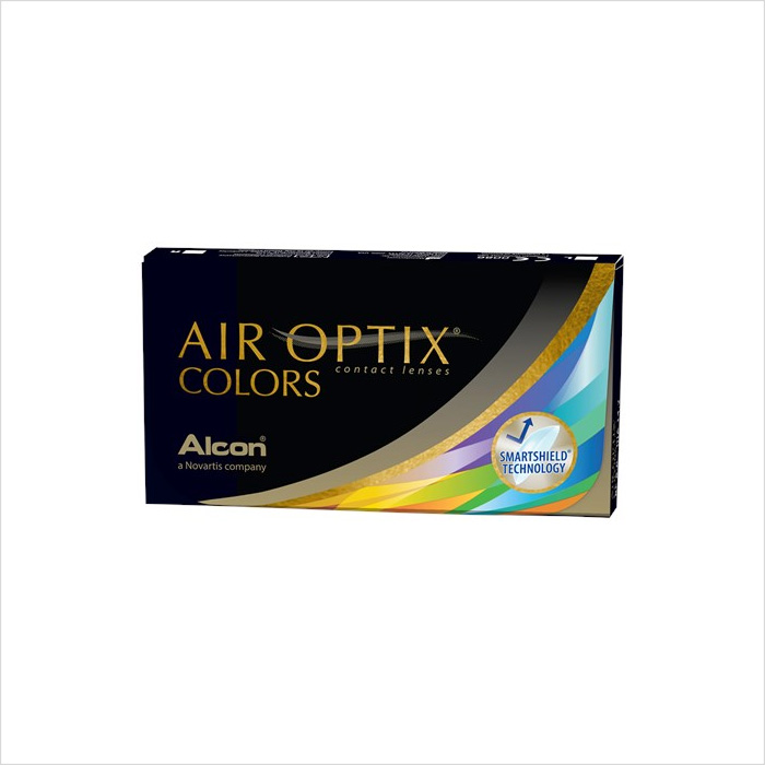 Air Optix Colors – Brillant Blue- 6 PACK
