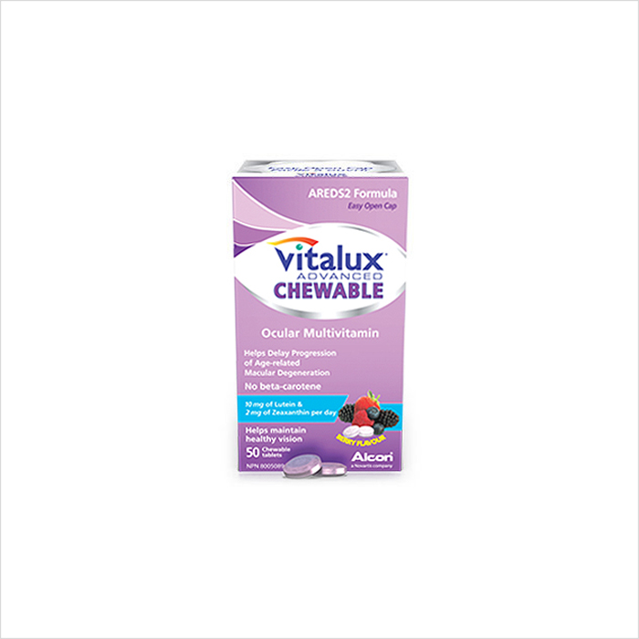 VITALUX® ADVANCED CHEWABLE
